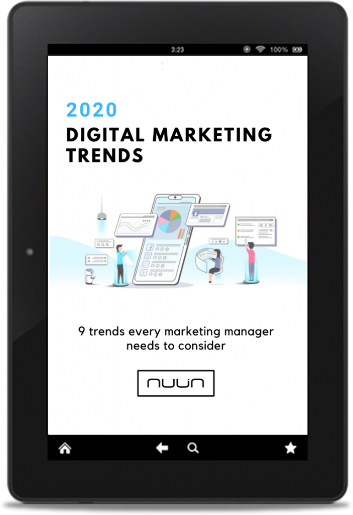 digital marketing ebook 2020