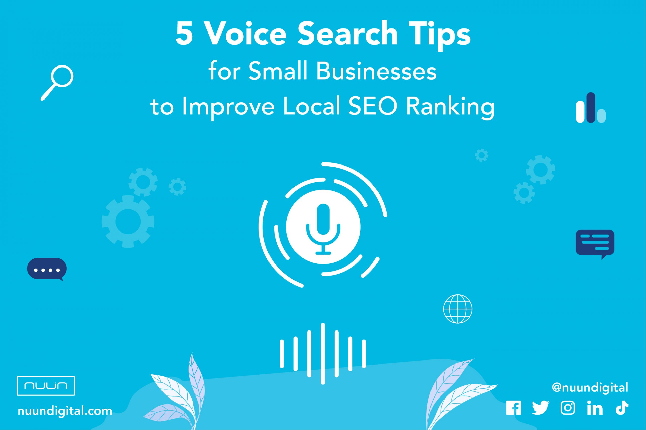 SEO Tips for voice search