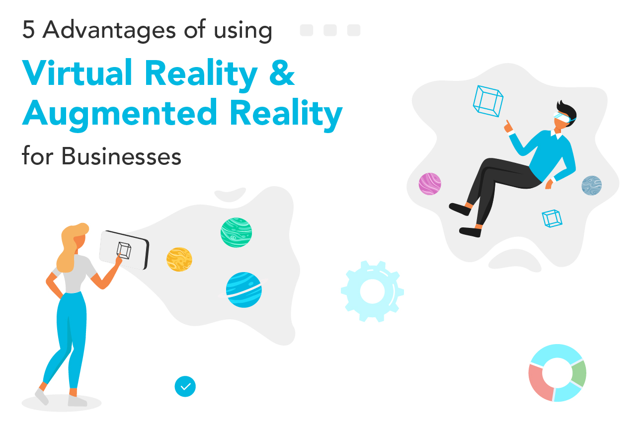AR and VR Marketing Advantages