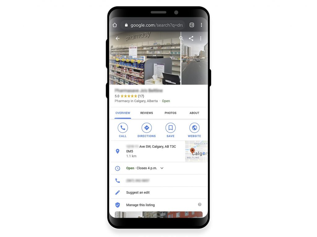 Google My Business Listing Optimization and Service