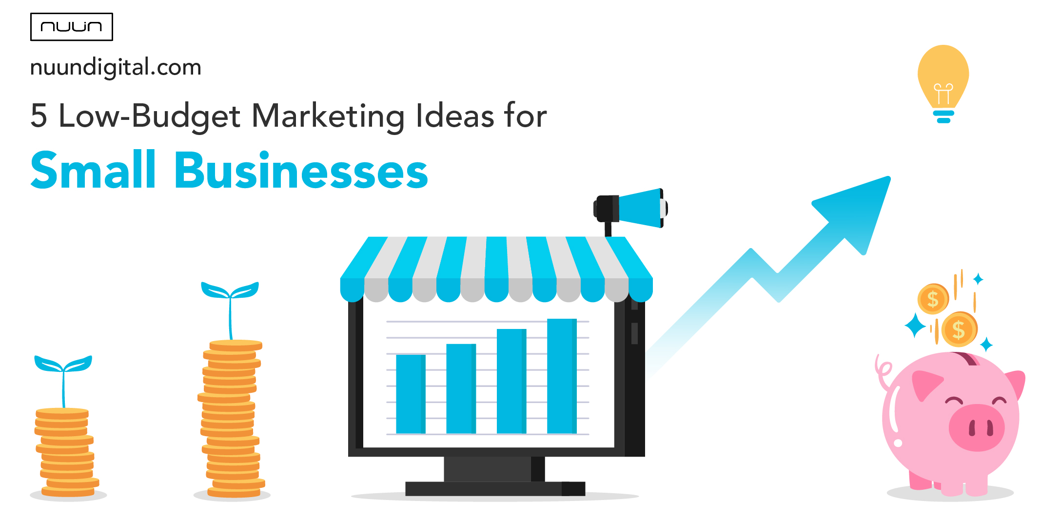 5 low budget marketing ideas for Calgary small business