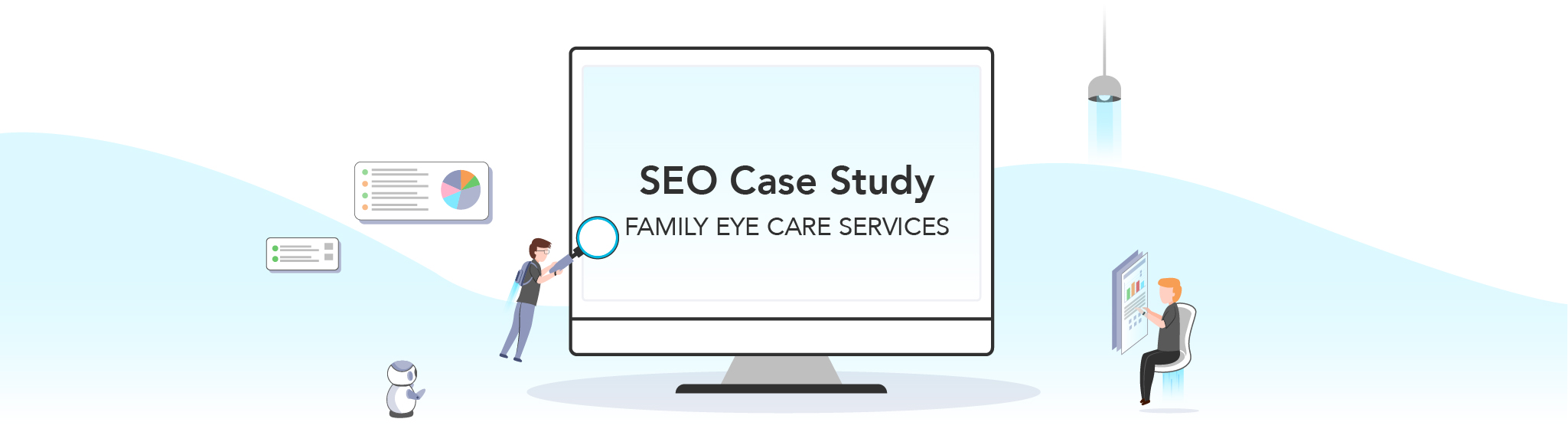 Eye Care SEO Case Study