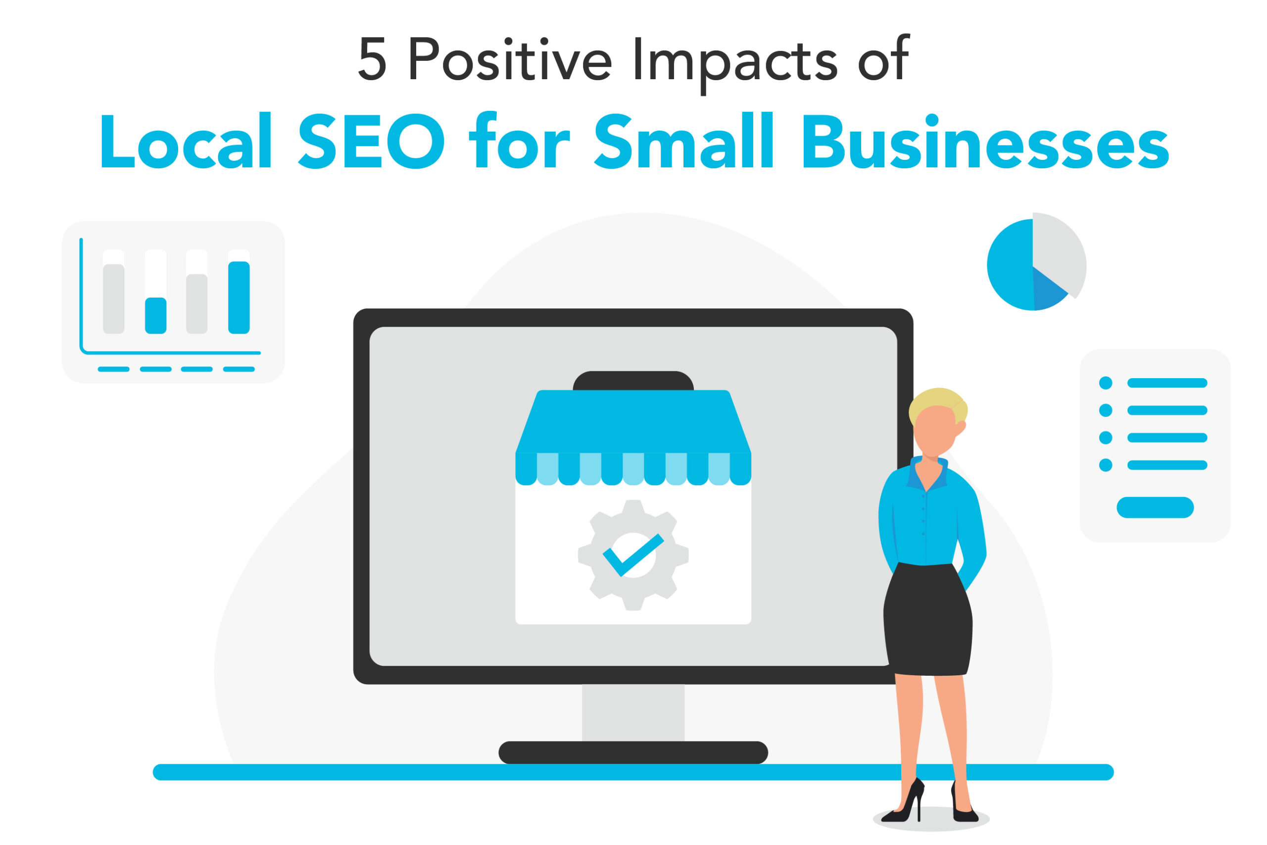 5 Positive Impacts of Local SEO for Small Businesses