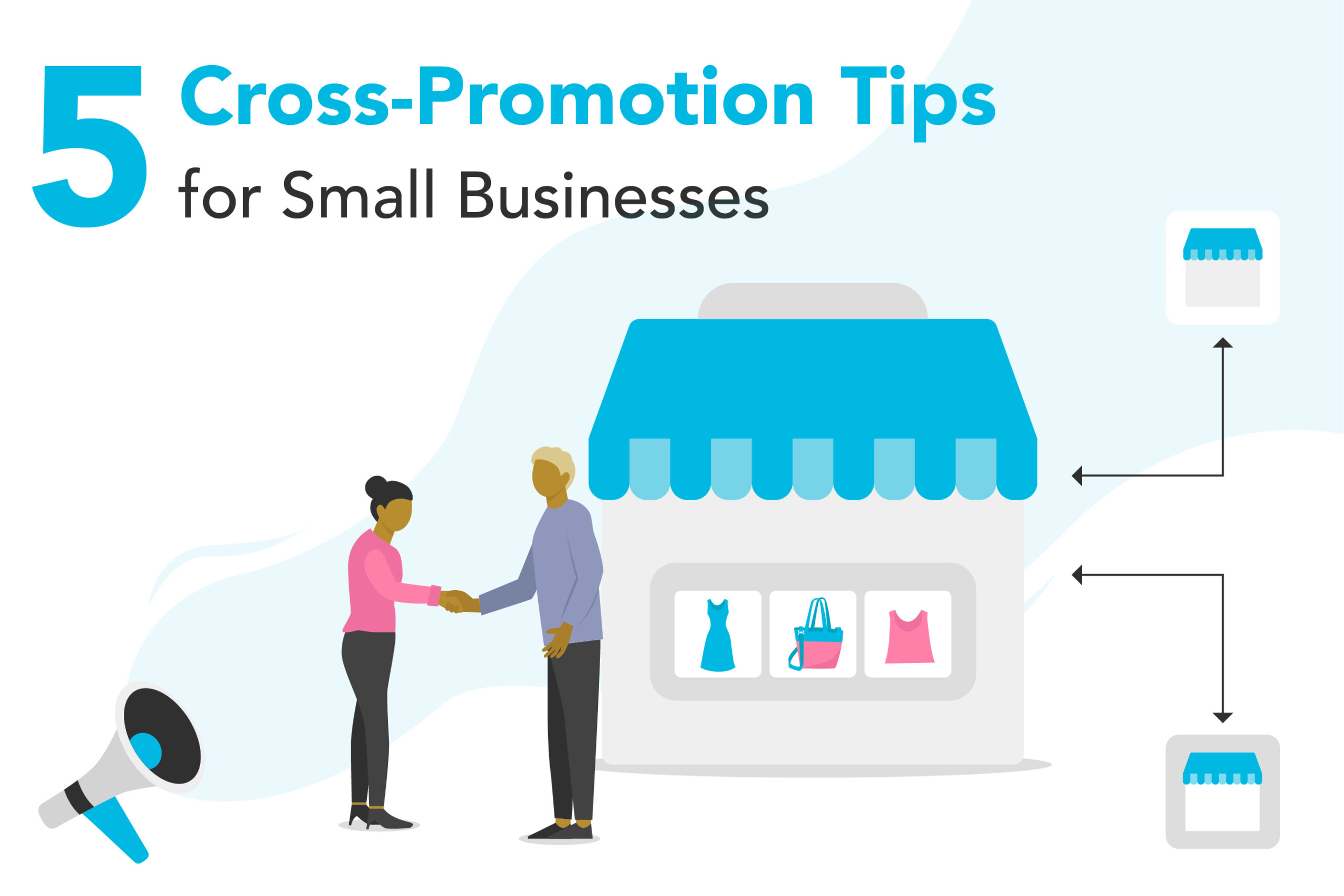 5 Cross-Promotion Tips for Small Businesses