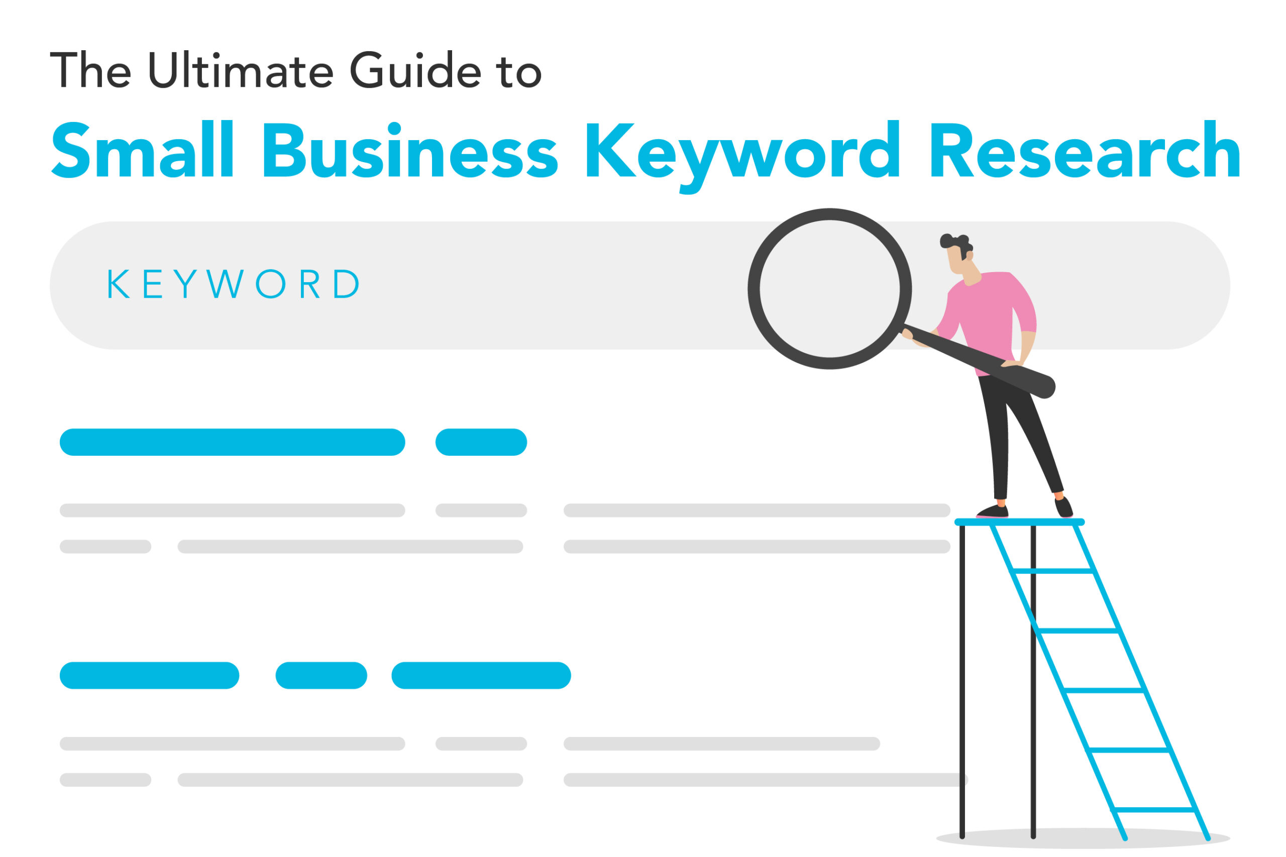 GUIDE TO SMALL BUSINESS KEYWORD RESEARCH