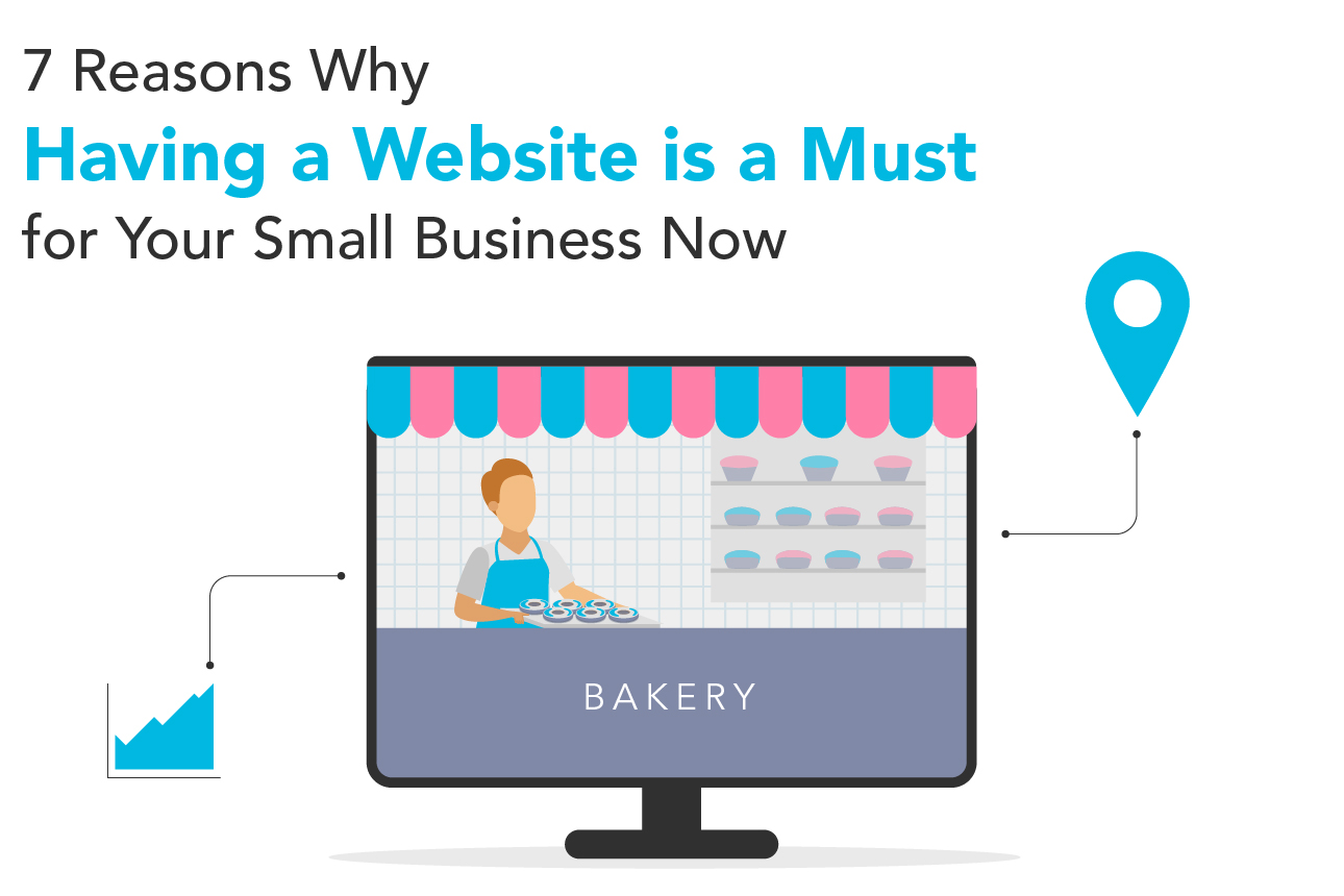 Reasons Why Having a Website is a Must for Your Small Business Now